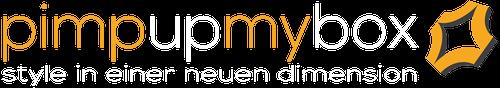 pimpupmybox - style in einer neuen Dimension-Logo